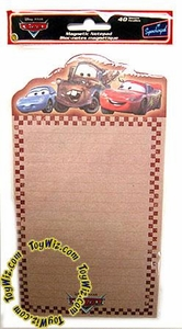 Disney / Pixar CARS Movie Accessory Magnetic Notepad