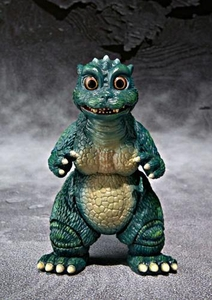 Godzilla Bandai S.H. Monsterarts Exclusive Action Figure LittleGodzilla