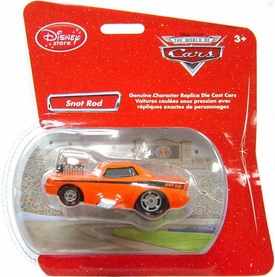 Disney Pixar Cars Exclusive 1:48 Die Cast Car Snot Rod