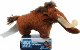Ice Age Continental Drift Movie 2 Inch Mini Plush Manny
