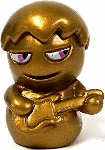 Moshi Monsters Moshlings 1.5 Inch Series 3 Mini Figure #M03 GOLD Pluck Shreddington