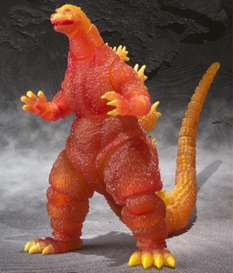 Godzilla Bandai S.H. Monsterarts 2012 SDCC San Diego Comic Con Exclusive Action Figure Godzilla [Comic-Con Explosion]