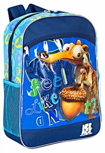 Ice Age Continental Drift Movie 16 Inch Feel Like a Nut? Backpack