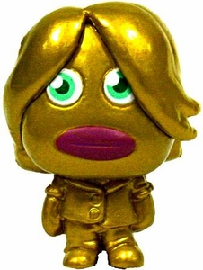 Moshi Monsters Moshlings 1.5 Inch Series 3 Mini Figure #M06 GOLD Geeky Groanas