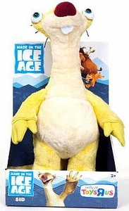 Ice Age Continental Drift Movie Plush Sid