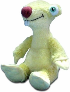 Ice Age Dawn of the Dinosaurs Exclusive 5 Inch Mini Plush Sid