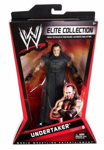 Mattel WWE Wrestling Elite Series 8 Action Figure Undertaker