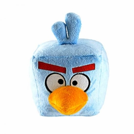Angry Birds SPACE 5 Inch MINI Plush With Sound Ice Bird