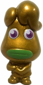 Moshi Monsters Moshlings 1.5 Inch Series 3 Mini Figure #M07 GOLD Eeky Groanas BLOWOUT SALE!