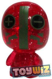 Crazy Bones Gogo's Series 2: Evolution LOOSE Single Figure #26 Pilhy Cosmic Colors!