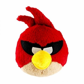 Angry Birds SPACE 8 Inch DELUXE Plush With Sound Super Red Bird