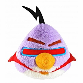 Angry Birds SPACE 8 Inch DELUXE Plush With Sound Lazer Bird