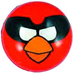 Angry Birds SPACE Mini Soft Foam Ball Super Red Bird