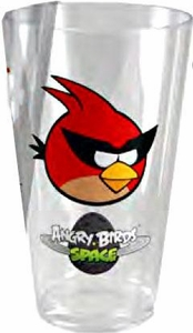 Angry Birds SPACE 23oz. Tumbler Super Red Bird