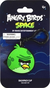 Angry Birds SPACE PVC Backpack Clip Monster Bird