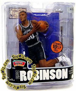 McFarlane Toys NBA Sports Picks Legends Series 3 Action Figure David Robinson (San Antonio Spurs)