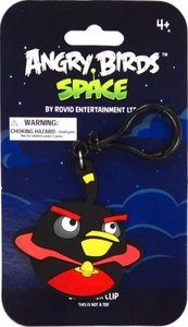 Angry Birds SPACE PVC Backpack Clip Firebomb Bird