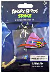 Angry Birds SPACE Lanyard Lazer Bird