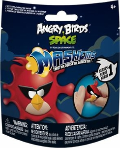 Angry Birds SPACE Squishy Mini Figure Mash'ems [Random Pack]