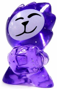 Crazy Bones Gogo's Series 2: Evolution LOOSE Single Figure #44 Trike Cosmic Colors!