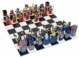 LEGO Vikings Set #G577 Vikings Chess Set