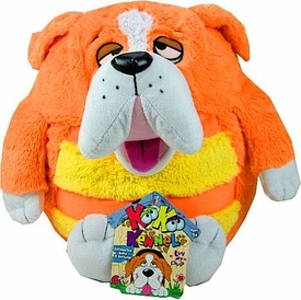 KooKoo Kennel 12 Inch Deluxe Plush Soft-Hearted, Bulky, St. Bernardy