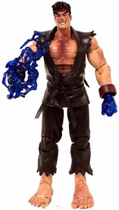Sota Toys Street Fighter Series 1 Action Figure LOOSE Evil Ryu