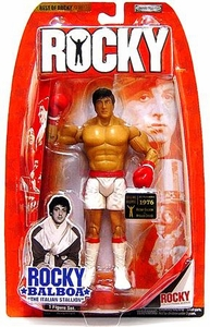 Jakks Pacific Best of Rocky Series 1 Action Figure Rocky Balboa [Rocky I Vs. Creed]