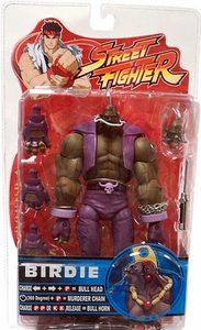 Sota Toys Street Fighter Series 4 Action Figure Birdie [Purple]
