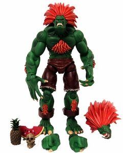 Sota Toys Street Fighter Series 2 Action Figure LOOSE Blanka