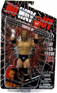 WWE Wrestling PPV Pay Per View Series 21 No Way Out Action Figure Triple H
