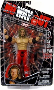WWE Wrestling PPV Pay Per View Series 21 No Way Out Action Figure Edge