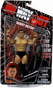 WWE Wrestling PPV Pay Per View Series 21 No Way Out Action Figure Randy Orton