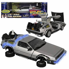 Diamond Select Back To The Future II Exclusive Vehicle Delorean Mark II Car [Hover Conversion]