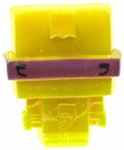 Crazy Bones Gogo's Series 3: Explorer LOOSE Single Figure #64 Spectrum Block