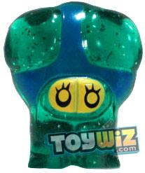 Crazy Bones Gogo's Series 2: Evolution LOOSE Single Figure #73 Maka Cosmic Colors!