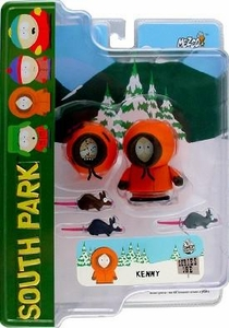 Mezco Toyz South Park Series 1 Action Figure Kenny BLOWOUT SALE!