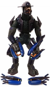 Halo Action Figures Loose Figure 1/6 Scale Series 2 Blue Elite