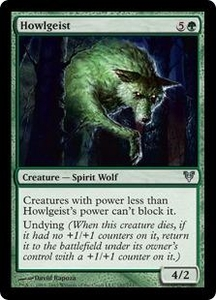 Magic the Gathering Avacyn Restored Single Card Green Uncommon #182 Howlgeist
