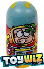Mighty Beanz Series 3 Rare Space Cadet Single #155 Spaced Out Bean