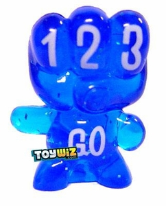 Crazy Bones Gogo's Series 2 LOOSE Single Figure #38 123 Go Fizer [Fist] MEGA RARE!