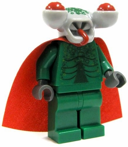 LEGO Space Police LOOSE Mini Figure Squidman