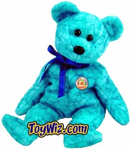 Ty January 2003 Beanie Baby of the Month Sparkles the Bear