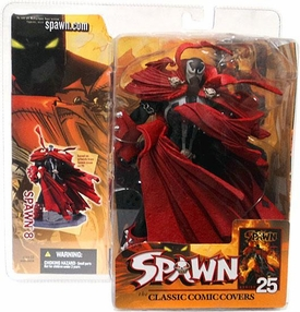 Spawn Classic Covers Series 25 Action Figure Spawn 8