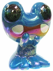 Crazy Bones Gogo's Series 3: Explorer LOOSE Single Figure #43 Spectrum Starfu