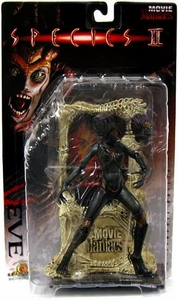 McFarlane Toys Movie Maniacs Series 1 Action Figure Species II Eve [Curves Breasts]