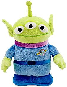 Disney & Pixar Toy Story Exclusive 8 Inch Mini Plush Figure Little Green Alien