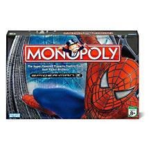 Spider-Man Movie Edition Monopoly Set