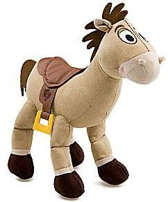 Disney / Pixar Toy Story Exclusive 7 Inch Mini Plush Figure Bullseye The Horse