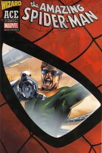 Marvel Comic Books Wizard Exclusive [b]Ace Edition Amazing Spider-Man #3[/b]